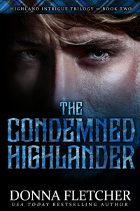 The Condemned Highlander Book Cover