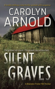 Silent Graves: A totally chilling crime thriller packed with suspense