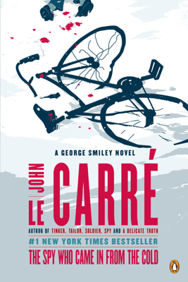 John le Carré - The Spy Who Came in from the Cold book