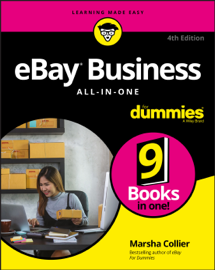 eBay Business All-in-One For Dummies book