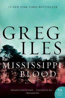 Mississippi Blood - Greg Iles book