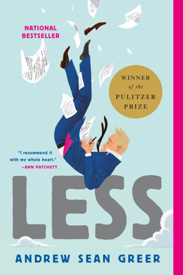 Less (Winner of the Pulitzer Prize) - Andrew Sean Greer book