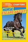National Geographic Kids Chapters Horse Escape Artist