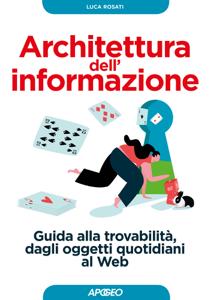Architettura dell'informazione Libro Cover