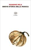 Breve storia della musica Book Cover