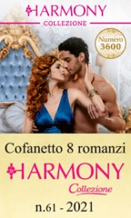 Cofanetto 8 Harmony Collezione n.61/2021