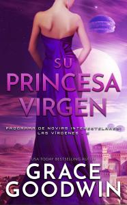 Su princesa virgen Book Cover