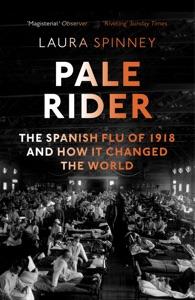 Pale Rider von Laura Spinney Buch-Cover