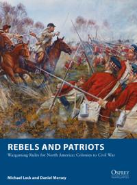 Rebels and Patriots book