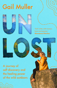 Unlost Book Cover