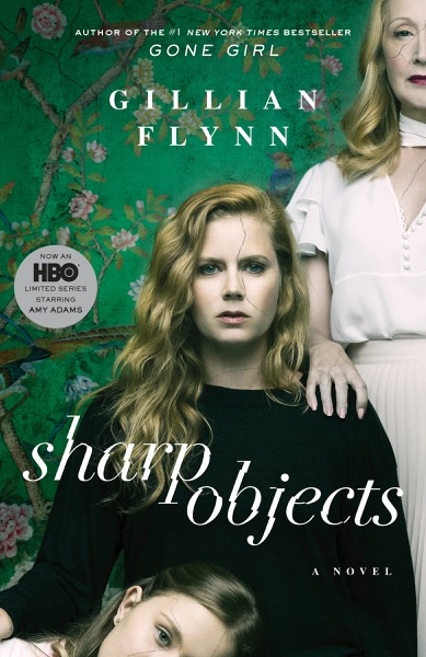 Sharp Objects - Gillian Flynn book cover