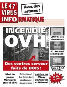 Le 47e Virus Informatique par Olivier Aichelbaum & Patrick Gueulle Couverture de livre