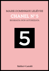Chanel N°5. Biografia non autorizzata Copertina del libro