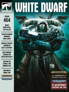 White Dwarf 464 Book Cover