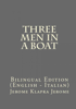 Three Men In A Boat - Jerome Klapka Jerome