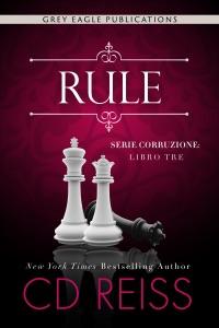 Rule di CD Reiss Copertina del libro