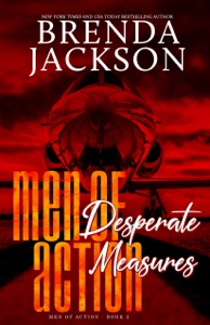 Desperate Measures Book Cover