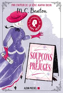 Les Enquêtes de Lady Rose - tome 2 - Soupçons et préjugés Couverture de livre