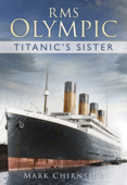 RMS Olympic Book Cover