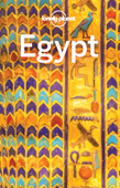 Egypt Travel Guide Book Cover