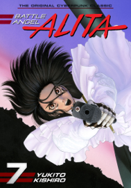 Battle Angel Alita Volume 7