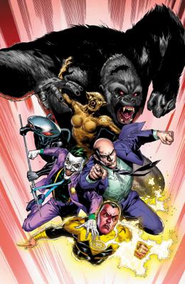 Justice League (2018-) #5 - James Tynion IV & Doug Mahnke book