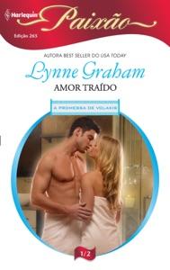 Amor Traído Book Cover