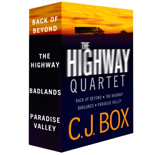 C. J. Box - The C.J. Box Highway Quartet Collection