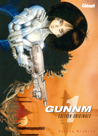Gunnm - Édition originale - Tome 01
