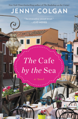 The Cafe by the Sea - Jenny Colgan book