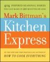Mark Bittmans Kitchen Express