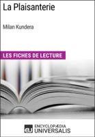 Encyclopaedia Universalis - La Plaisanterie de Milan Kundera artwork