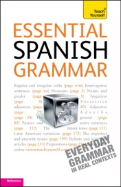Essential Spanish Grammar Teach Yourself