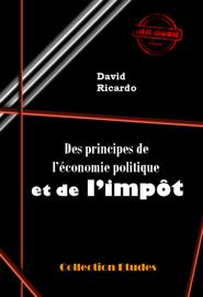 Des principes de l'économie politique et de l'impôt