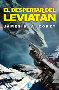 El despertar del Leviatán (The Expanse 1) Book Cover