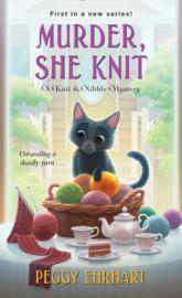 Murder, She Knit book