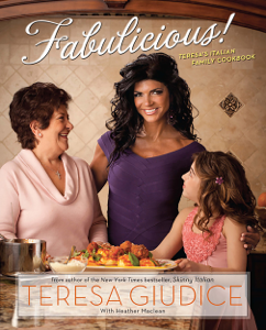 Fabulicious! Book Cover