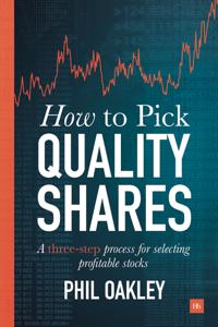 How to Pick Quality Shares Boekomslag