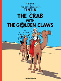 The Crab with the Golden Claws book