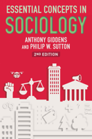 Anthony Giddens & Philip W. Sutton - Essential Concepts in Sociology artwork