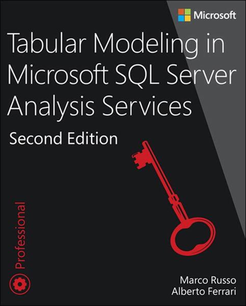 Tabular Modeling in Microsoft SQL Server Analysis Services, 2/e