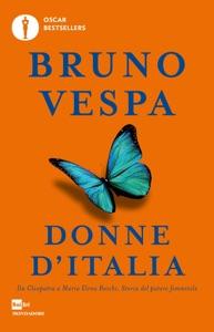 Donne d'Italia Book Cover