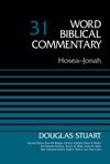 Hosea-Jonah Volume 31