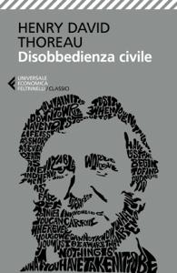 Disobbedienza civile Libro Cover