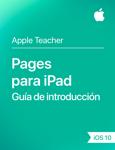 Pages para iPad Guía de introducción iOS 10