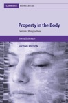 Property In The Body Second Edition