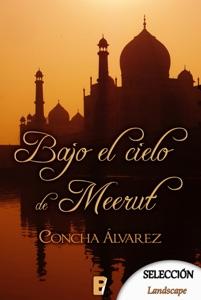 Bajo el cielo de Meerut Book Cover