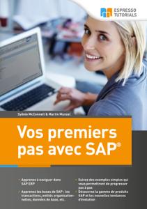 Vos premiers pas avec SAP La couverture du livre martien