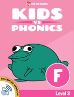 Learn Phonics: F - Kids vs Phonics