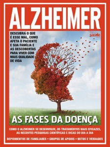 Alzheimer - As fases da doença Book Cover